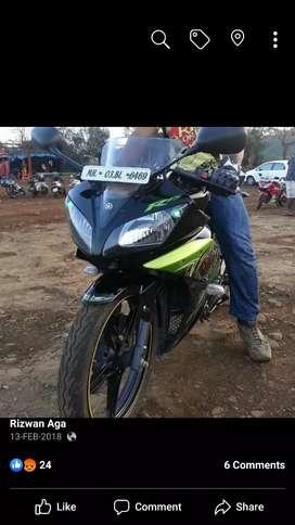 Yamaha R15 V2 for sale