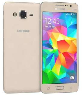 Samsung galaxy grand prime with coton . Charger and head free