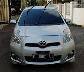 Toyota Yaris S Limited AT 2012