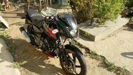 Pulsar 150 dual abs (top model), only 15 days old