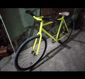 Sepeda fixie mantap