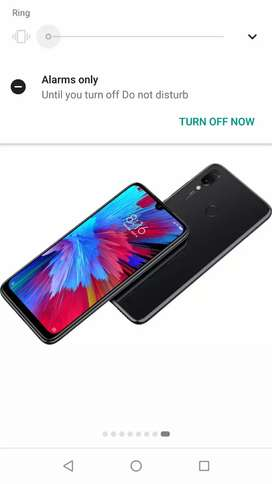 Redmi 7s 3 GB ram &32gb rom  midnight Black