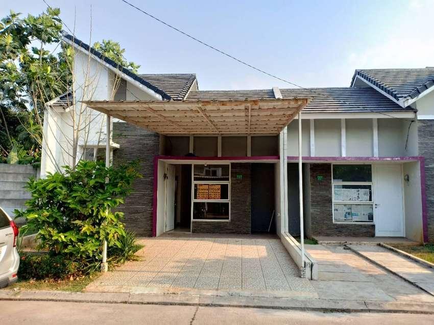 Rumah murah meriah dekat STA Cisauk, Serpong garden 2, Green hill
