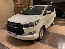 Toyota INNOVA CRYSTA 2.8 GX CRDi Automatic, 2018, Diesel