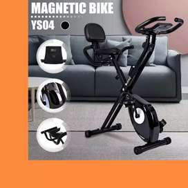 sepeda statis magentic xbike twen-657 alat olahraga
