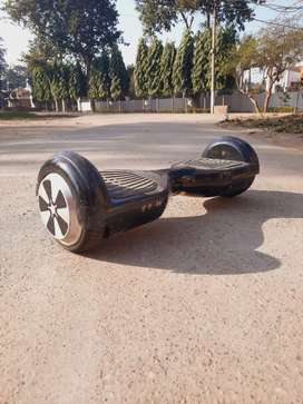 Latest Hoverboard with sound system + attached seat