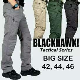 Celana pria blackhawk jumbo size 40-48