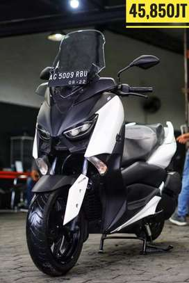 Yamaha XMAX 250 ABS 2017, Warna Favorit Istimewa, Mustika Motoshop