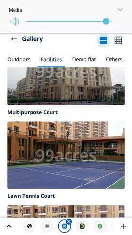 2BHK Flat for sale in Emaar, The Views, Tower L, Mohali