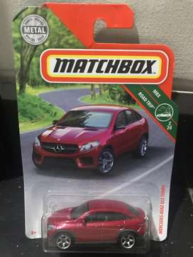 Matchbox Mercedes Benz GLE Coupe 1:64