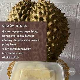 Durian Montong Premium