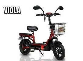 Kredit Sepeda Listrik VIOLA Dp 250 Cukup KTP (HOMECREDIT)