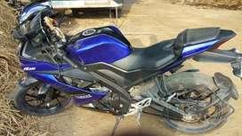 Yamaha R15 V3 2019 abs version for sale