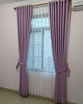 Tirai Hordeng Gorden Curtain Korden Blinds Gordyn Wallpaper 5.163bb7