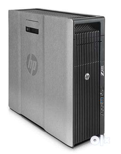 HP Z620 Workstation | 16-Core DUAL Xeon Octa Core E5-2658 0
