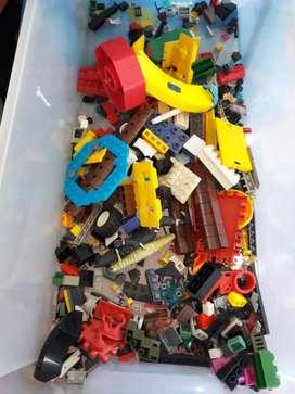 Lego pecahan random