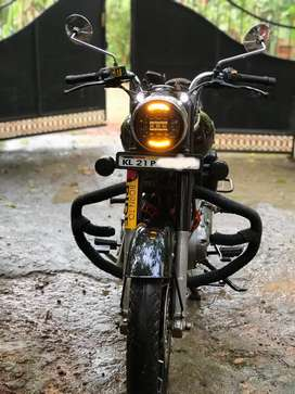 Royal enfield electra 350