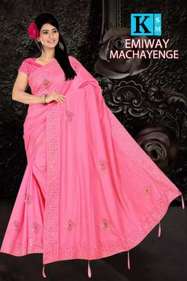 Havi diamond Wark saree