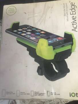 Iottie active edge imported bicycle phone stand