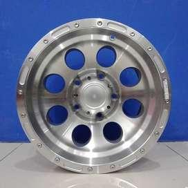 Cicil Velg Mobil Jimmy Taff DP 10% Ring 15x10 HSR DUFFY SMF