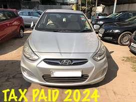 Hyundai Fluidic Verna 1.4 VTVT, 2014, Petrol