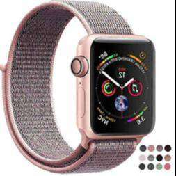 Strap Apple Watch 38/40 mm Nylon Woven Sport Loop Strap Band Sprort Lo