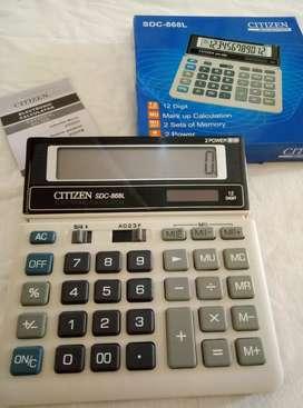 Kalkulator CITIZEN  baru murah.