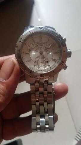 Jam tangan cowok tissot