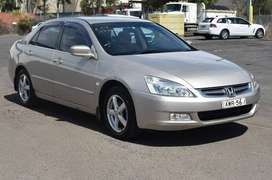 Honda accord 2005 ... Get this 20% down payment