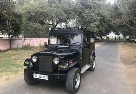 Completely modified thar 4x4 CRDE (A/C) TOP MODEL inside out
