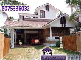 Luxury posh house for sale near thondayad junction,mavoor road Calicut