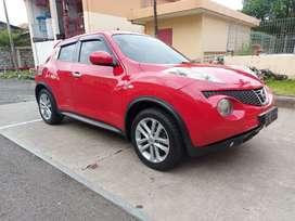 Nissan juke  RX 2013 pemakaian 2014 merah