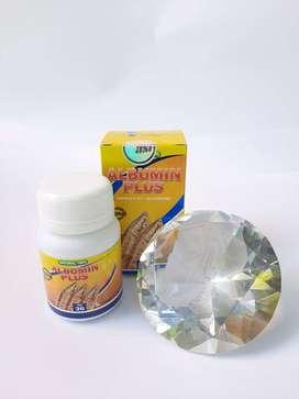 Albuminplus tingkatkan imun