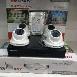 Pasang instalasi kamera CCTV + pasang produk original