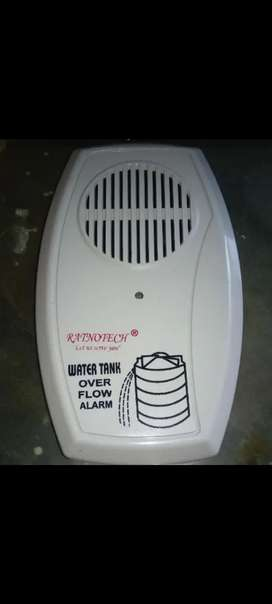 Water Tank over Flow Alarm