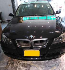 BMW 3 Series for sale- Fazaia Rwp - khi number