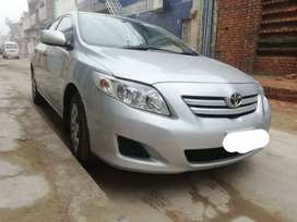 Toyota Corolla gli 2009 model 10/10 condition bumper to bumper geniun