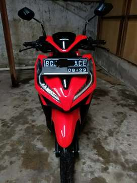 HONDA VARIO 125 CBS-ISIS 2018 ( LIKE NEW )