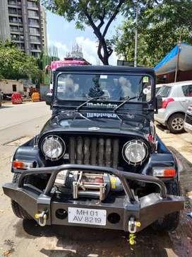 Mahindra Thar CRDe 4x4 AC, 2011, Diesel
