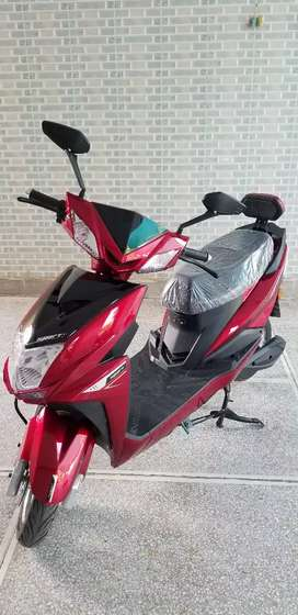 Electric Bike | Electric Scooty | B/T Honda cd 70 125 Suzuki Yamaha