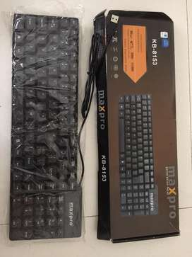 Keyboard for laptop and computer BOX PACK-NEW