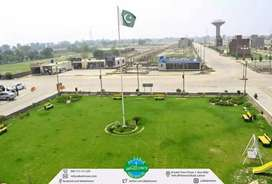 LDA Approved 3 Marla Plot For Sale In AL Kabir Town Up to Lake City
