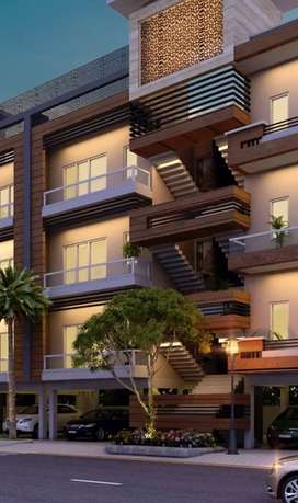 Buy your newly launch luxurious 3bhk flat