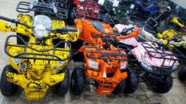 Hi seat quality quad atvbike for sell delivery all pak