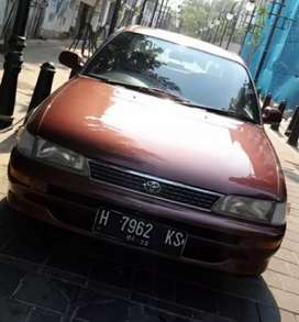 Great Corolla manual 1994