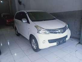 Toyota Avanza 1.3 G matic 2012 putih PROMO HARGA KREDIT MURAH
