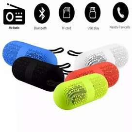 Capsule speaker high sound wireless usb tf card