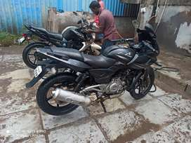 I want sale and exchange my Bajaj pulsar220 2015model