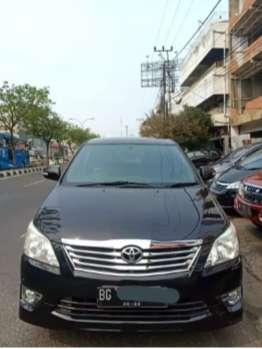 Toyota Kijang Innova V.AT2013 Barang terawat Liat Pasti suka