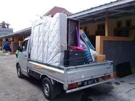 Jasa pindahan / angkutan pick up sewa mobil pickup Rental lepas kunci